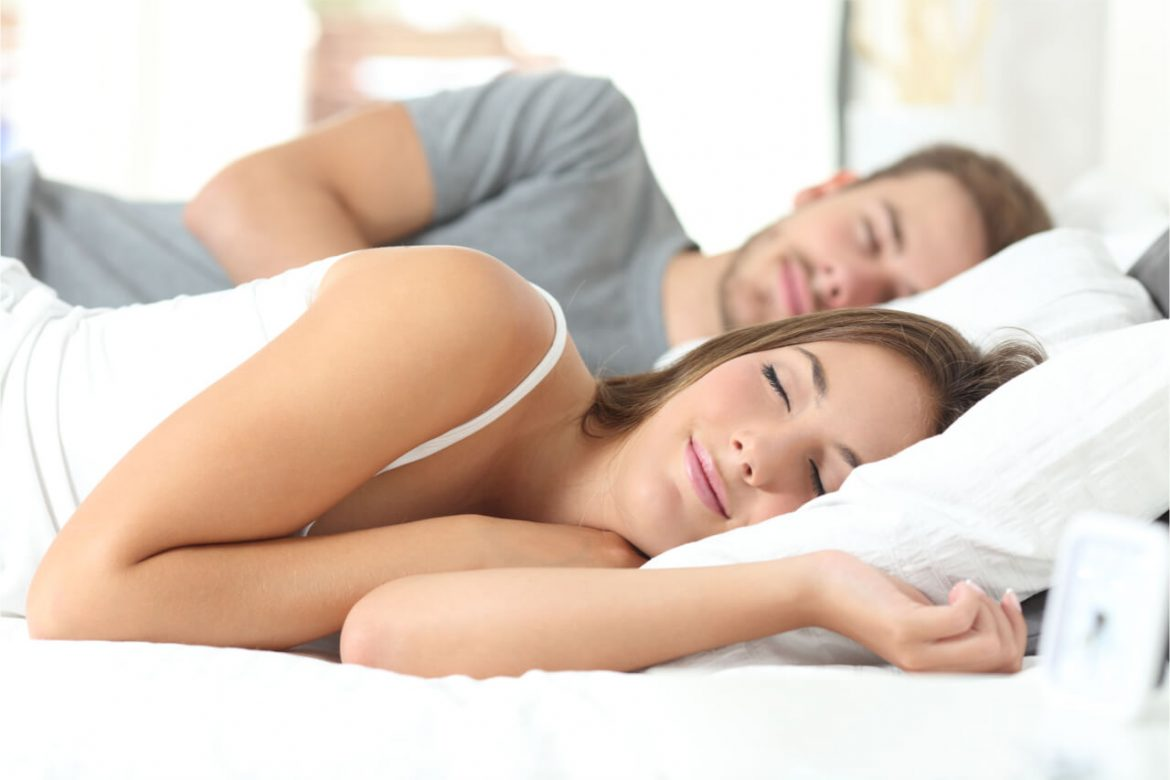 How to Make Someone Stop Snoring?