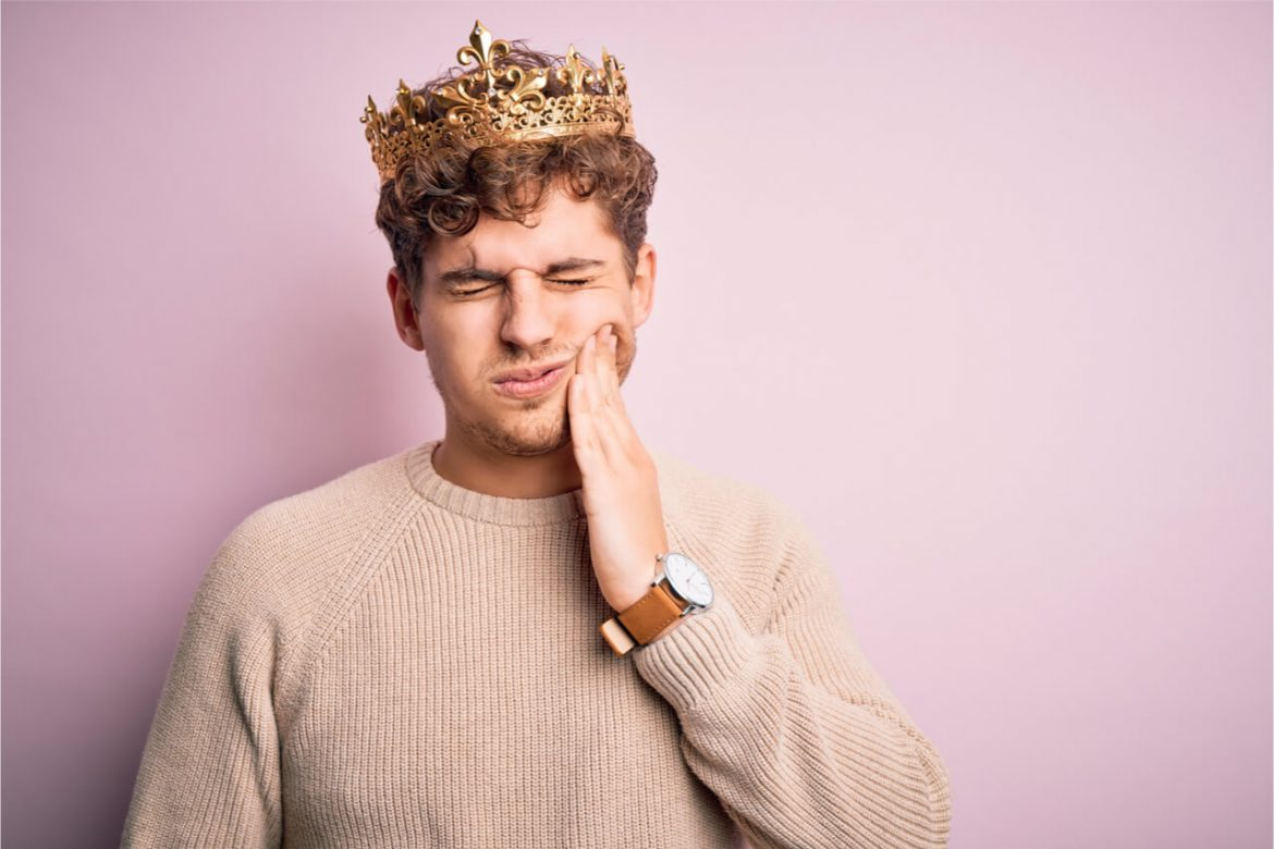 I Got A Crown And My Tooth Hurts! What Can I Do?